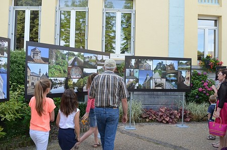 Expo photos enfants Malestroit 2015
